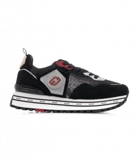 "Liu Jo Sneaker ""Maxi Wonder"" black"