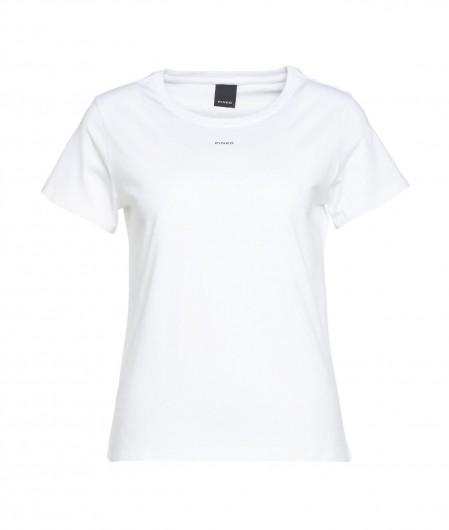 "Pinko T-shirt ""Basico"" white"