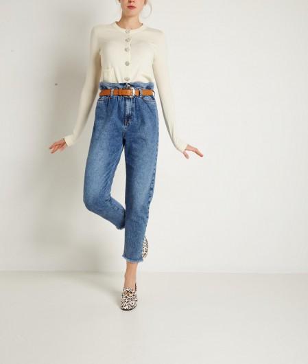 "Liu Jo Mom Jeans ""Candy"" Blau"