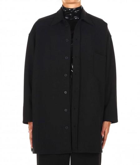Otto d'ame Oversized shirt black