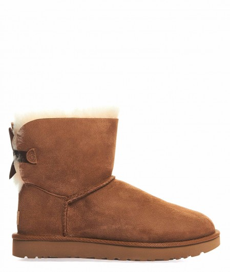 UGG  Boot Mini Baily Bow Braun