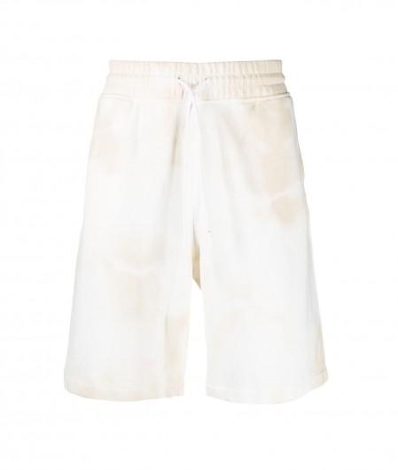 Marcelo Burlon Jogger Shorts creme