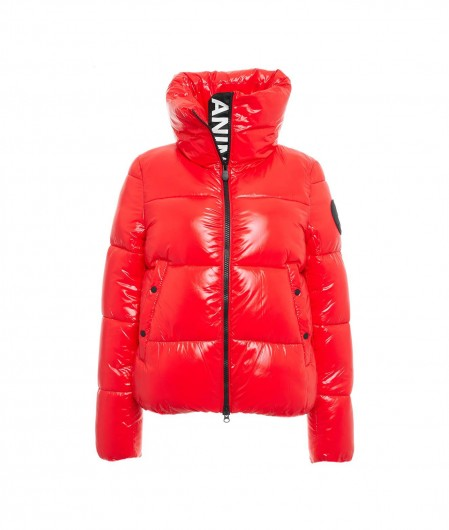 """Save the Duck Eco down jacket """"Isla"""" red"""