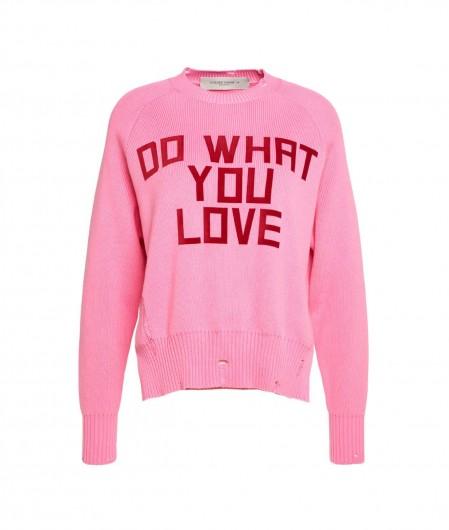 "Golden Goose Sweater ""Delilah"" pink"