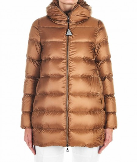 "Moncler Down jacket ""Ange"" brown"