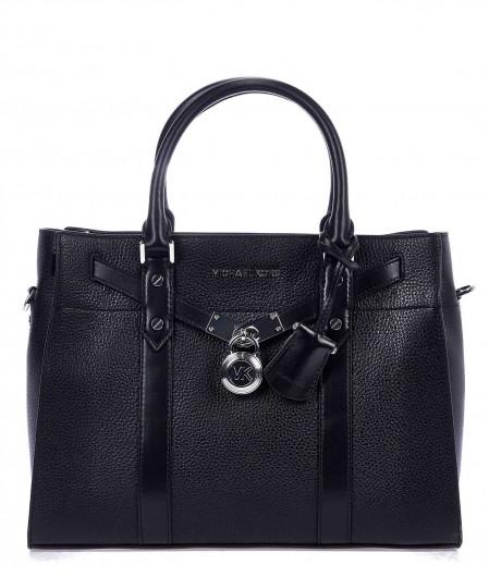 """Michael Kors Hand bag """"Nouveau Hamilton"""" large black"""
