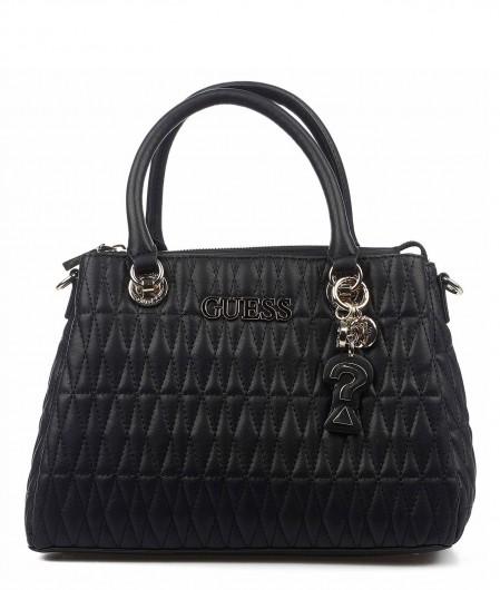 Guess Handtasche mit Logo Schwarz