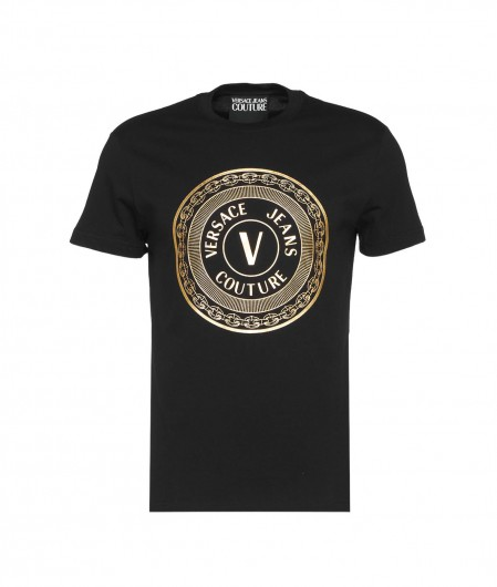 Versace Jeans Couture Jersey T-Shirt black