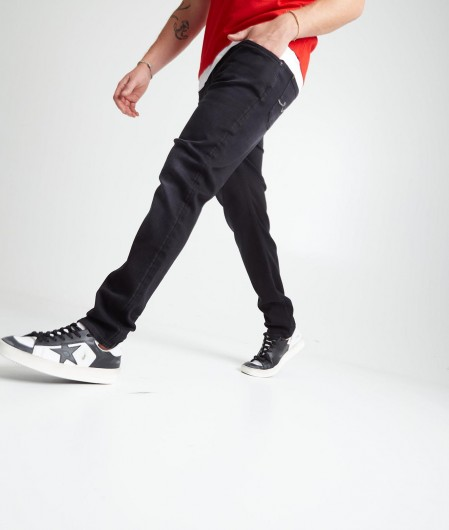 """7 for all mankind Jeans """"Slimmy Tapered"""" black"""