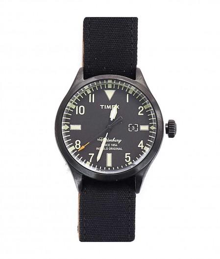 Timex Armbanduhr Schwarz
