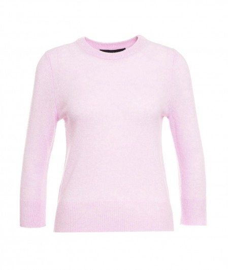 360 Sweater Leichter Pullover Flieder