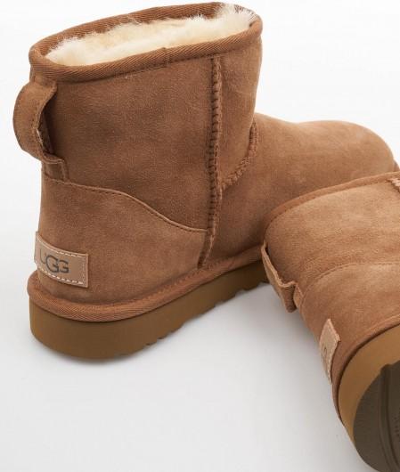 "UGG  Boots ""Classic Mini"" Hellbraun"