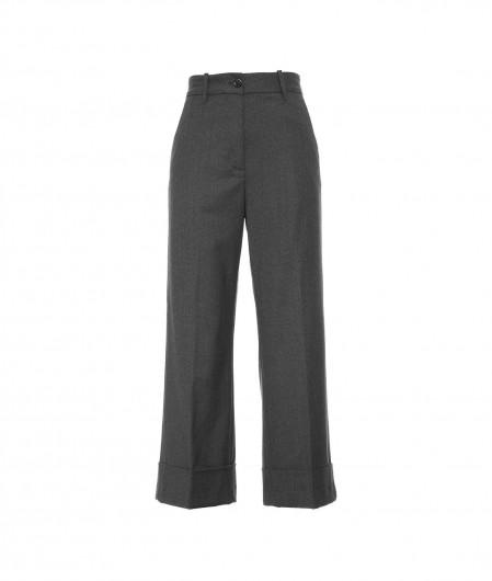 """Nine in the morning Five Pocket Pants """"Mina"""" dark gray"""