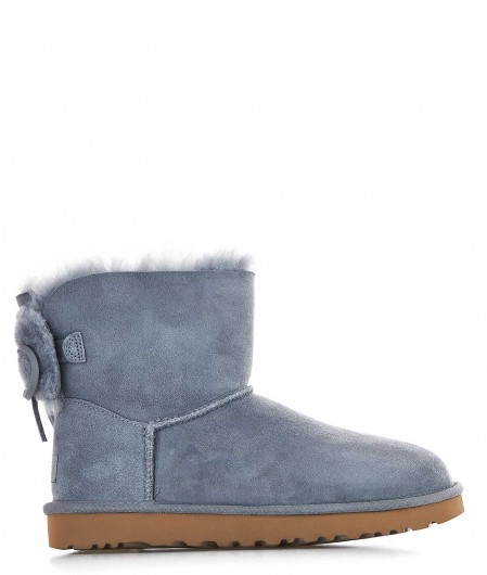 """UGG  Boots """"W Classic Double Bow Mini"""""""
