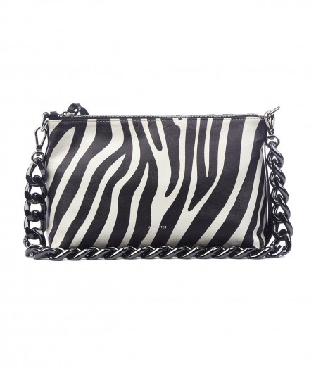 "Profanter Bag ""Sveja"" with zebra-print multicoloured"