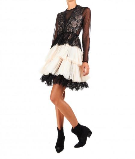 "Aniye By Lace dress ""Tull"" black"
