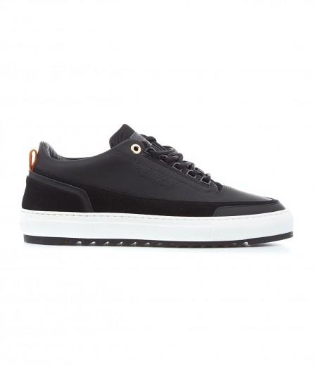 "Mason Garments Ledersneaker ""Firenze"" Schwarz"