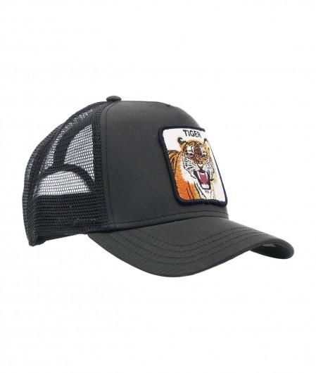 """Goorin Bros Baseball Cap """"Tiger"""" Schwarz"""