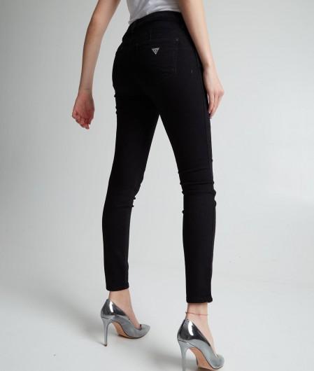 Guess Skinny Jeans Schwarz