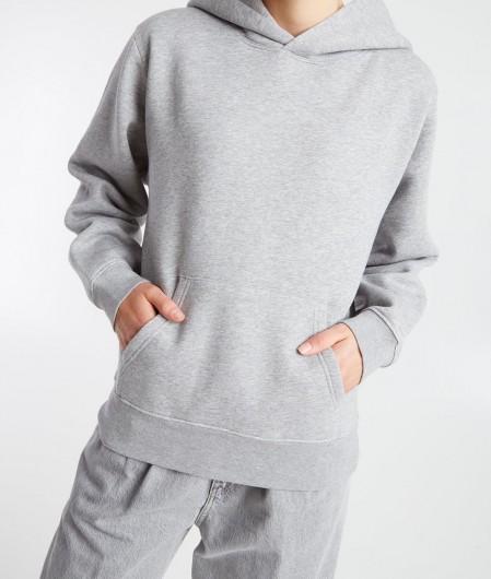 Closed Hoodie light gray