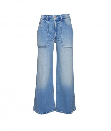 """Mother Jeans """"Aurevoir"""" Blau"""