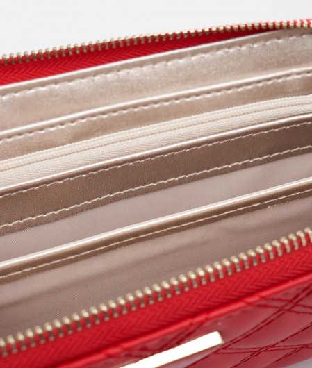 """Guess Wallet """"Cessily"""" red"""