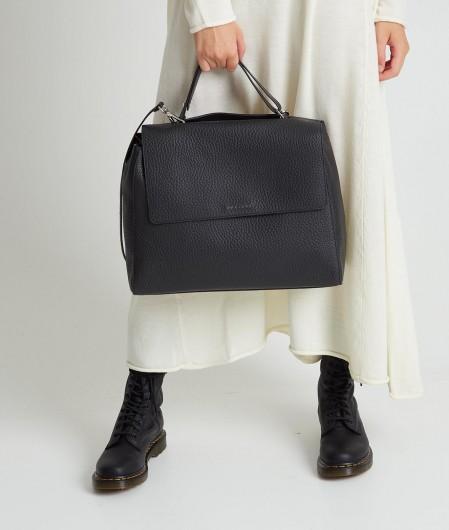 """Orciani Handbag """"Sveva Maxi"""" black"""