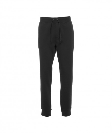 Polo Ralph Lauren Joggers with logo embroidery black