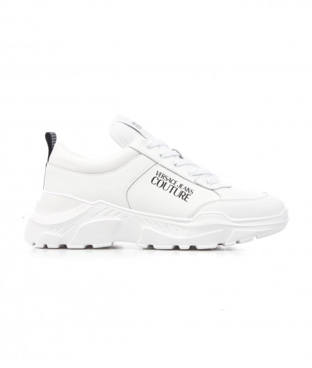 Versace Jeans Couture Dad Sneaker Weiß