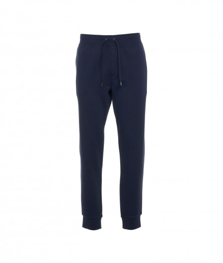 Polo Ralph Lauren Joggers with logo embroidery navy