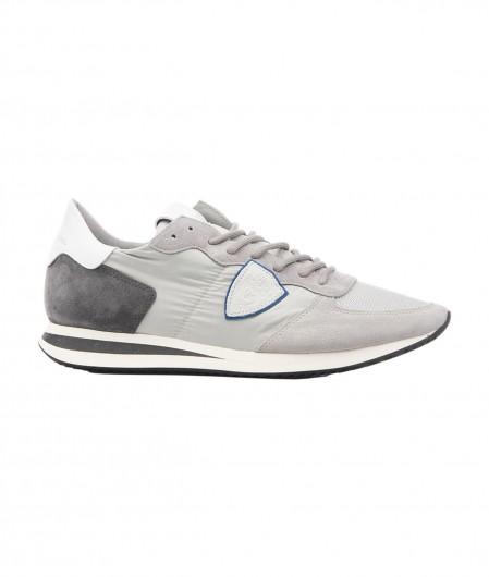 "Philippe Model Sneakers ""TRPX LOW MONDIAL"" Grau"