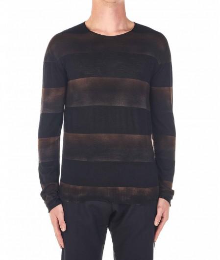 MD75 Wool sweater black