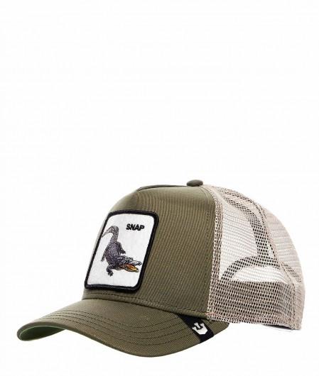 """Goorin Bros Baseball Cap """"Snap"""" Grün"""