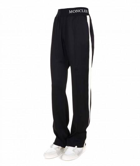 Moncler Pantalone jogging nero
