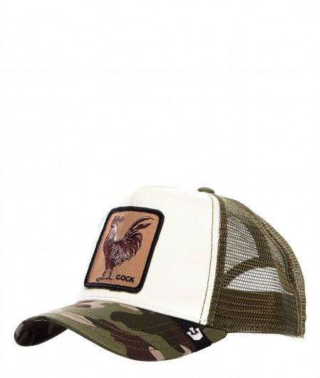 """Goorin Bros Baseball Cap """"Cock"""" green"""