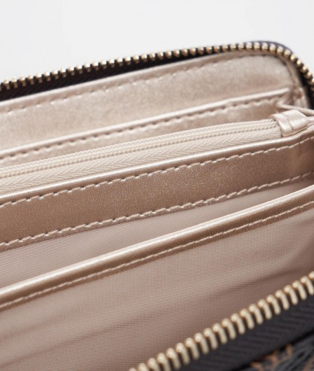 """Guess Wallet """"Cessily"""" brown"""