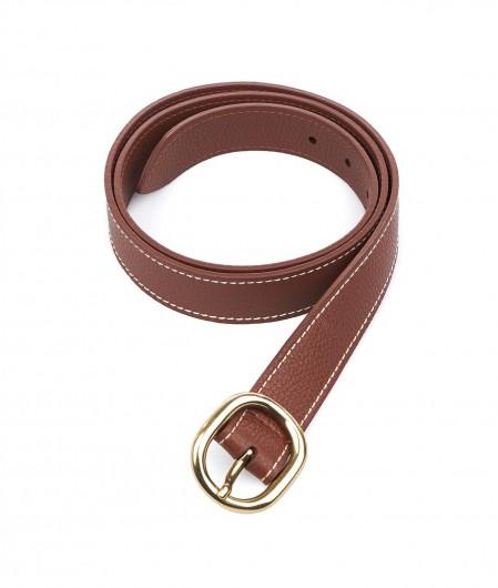 """Orciani Belt """"Fanty"""" brown"""