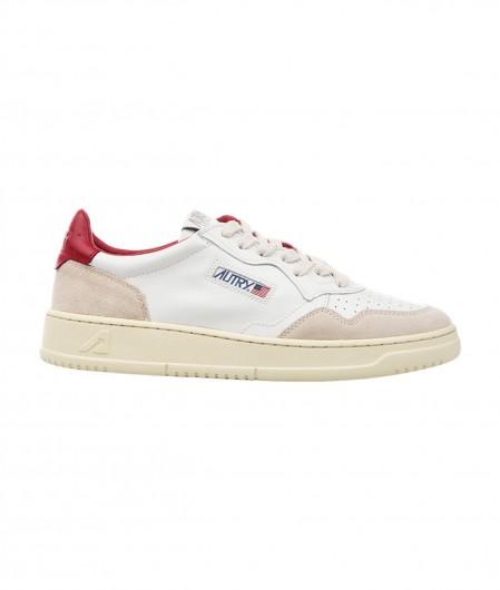 """Autry Sneaker """"LOW MAN LEAT"""" white"""