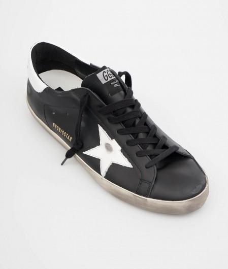 "Golden Goose Sneaker ""Super-Star"" black"