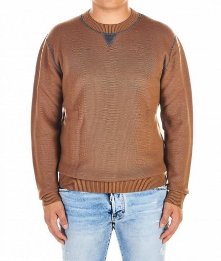Eleventy Wool sweater brown