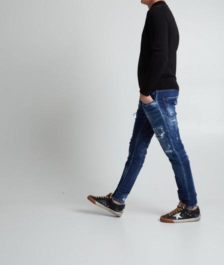 Dsquared2 Skater Jean Dunkelblau