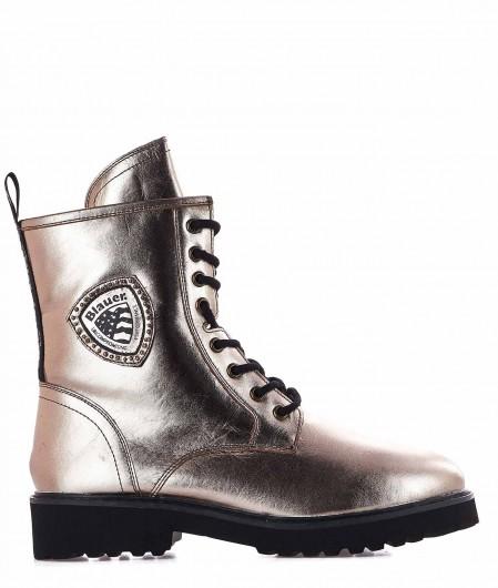 """Blauer Boots """"Irvine01"""" copper"""