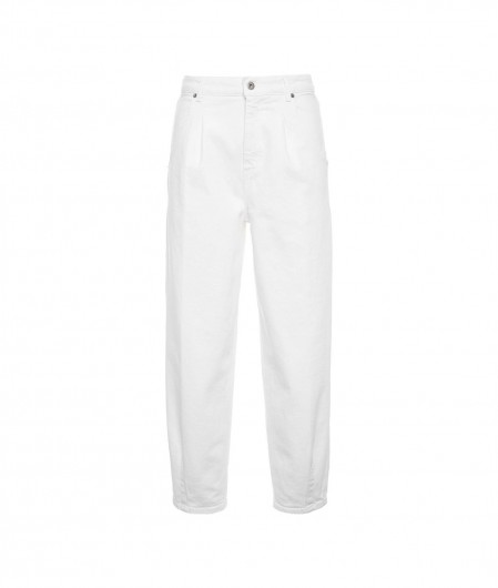 """Dondup Jeans """"Claire"""" white"""
