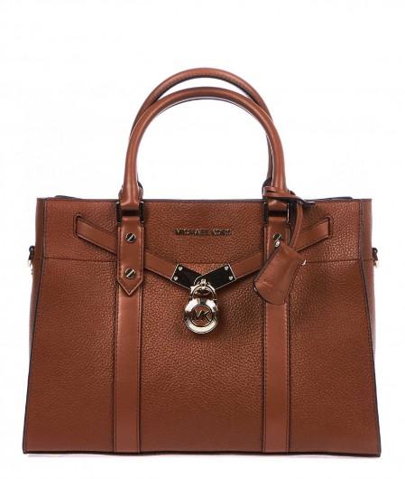 """Michael Kors Hand bag """"Nouveau Hamilton"""" brown"""