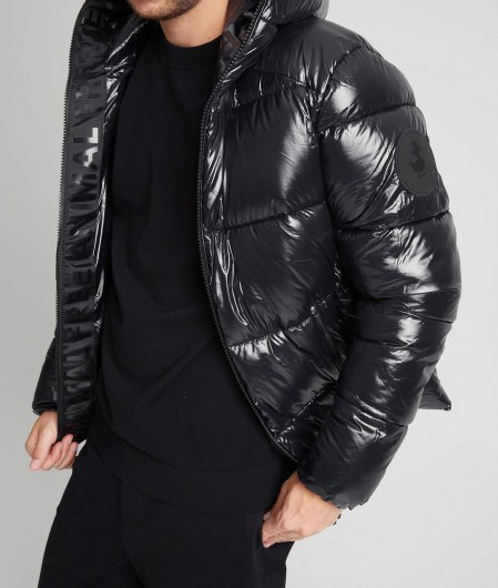 """Save the Duck Eco down jacket """"Edgard"""" black"""