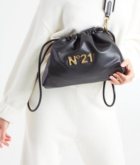"N°21 Shoulder bag Mini ""Eva black"
