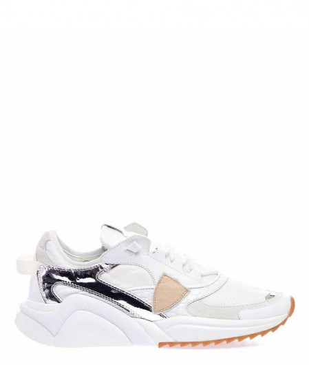 "Philippe Model Sneaker ""Mondial"" white"