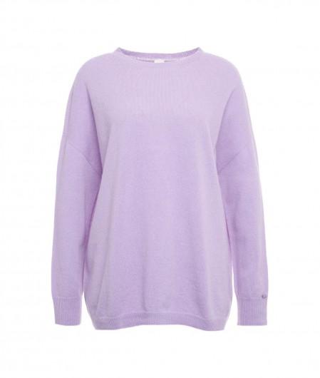 MVM Oversize sweater purple
