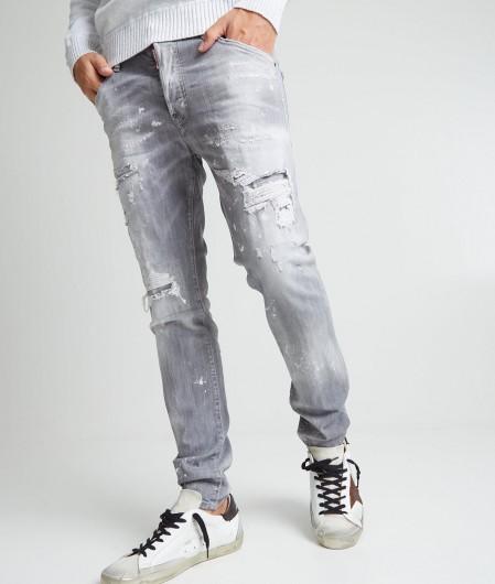 Dsquared2 Skater Jean gray