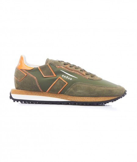 "Ghoud  Sneaker ""Rush low"" Grün"